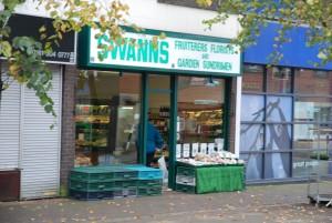 7 f Swanns