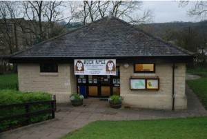 limefield visitor centre